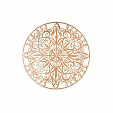 Art for the Home Rose Gold Copper Luxe Wire Wall Art (Was £80)