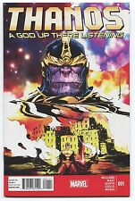 THANOS A GOD UP THERE IS LISTENING #1,2,3,4 - MARVEL NOW - 2014