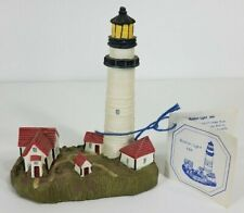 NWT Spoontiques Boston MA lighthouse figurine collectible home decor N009109
