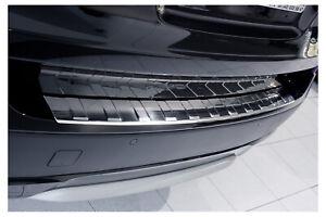 Edelstahl Ladekantenschutz für BMW X3 E83 Abkantung 5 Jahre Garantie 2006-2010