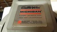 Electrovoice Michigan MC8 full range speaker, 8ohm original, working.
