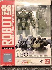 Bandai Gundam Robot Spirits Leo W/ Flight Unit Weapon Action Figure MSIA Lot