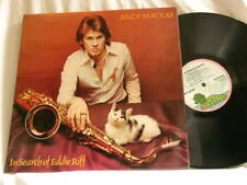 ANDY MACKAY In Search of Eddie Riff Phil Manzanera Island UK LP Roxy Music
