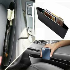2pcs Car Seat Pouch Bag Storage Organizer Holder Phone Coin Ticket Accessory FK