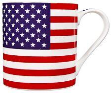 American Flag Patriotic Coffee Mug - Old Glory - Stoneware Free shipping