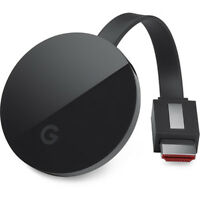 Google Chromecast Ultra - (GA3A00403A14)