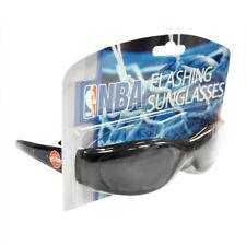 Detroit Pistons Flashing Sunglasses for Basketball Lover Eyes Wear - 2 Pack