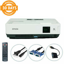 Epson EMP-1700 3LCD Projector - Portable HDMI-adapter w/Accessories bundle