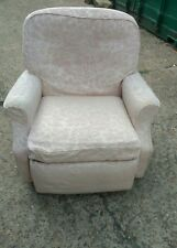 Parker Knoll Old Manual Reclining Rare Armchair PK.1042/3/4 Clean.Used item.