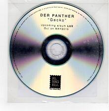 (GE482) Der Panther, Gecko - 2015 DJ CD
