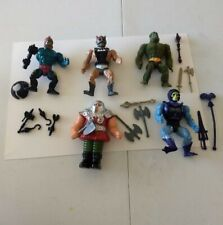 Masters of the Universe action figure lot of 5