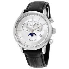 Maurice Lacroix Les Classiques Silver Dial Chronograph Mens Watch