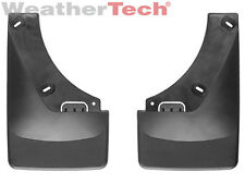 WeatherTech No-Drill MudFlaps for Chevy Tahoe LTZ - 2009-2014 - Rear Pair
