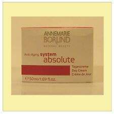 (105,98/100ml) Annemarie Börlind Anti Aging System Absolute Tagescreme 50 ml