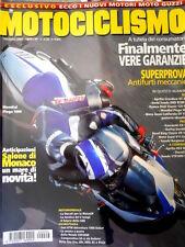 Motociclismo 6 2002 Ducati per la MotoGP, futuro della SBK. KTM Adventure [Q76]