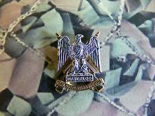 Royal Scots Dragoon Guards Enamel Lapel RSDG