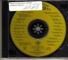 (CX299) Country Sampler #8 - 1992 DJ CD