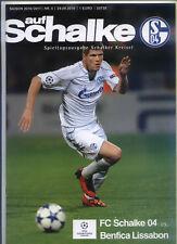 EC I 2010/11 FC Schalke 04 - Benfica Lisbon