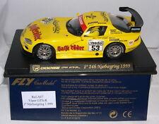 FLY A87 DODGE VIPER GTS-R #53 1º24H NURBURGRING '99 TIEMANN-ZAKOWSKI-LUDWIG MB