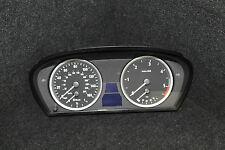 BMW 5 SERIES E60 E61 520d 525d 530d CLOCK INSTRUMENT CLUSTER SPEEDOMETER 6983154