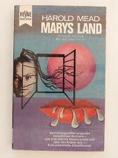 Harold Mead Marys Land Science Fiction Roman Heyne