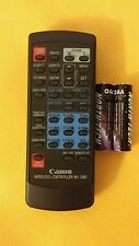 Canon Camera Wireless Controller Remote Model WL-D83 Tested GC