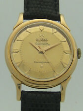 OMEGA CONSTELLATION AUTOMATIK CHRONOMETER 18 KT ROTGOLD
