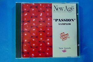 "New Age Music  - "" PASSION""  Sampler    -  CD"