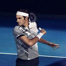 Nike Roger Federer Advantage RF 2017 Australian Open Champion Shirt 830905-100 L