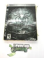 SPIDER-MAN 3 COLLECTORS EDITION PS3 PLAYSTATION 3 **FREE UK POSTAGE**
