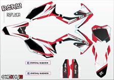 KIT ADESIVI GRAFICHE FMX HONDA CRF 450 2009 2010 2011 2012
