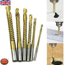 6x ti paso Broca De Carpintería Madera Metal Corte Serrucho holesaw Hss 4241