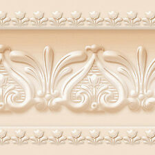 Cream Wallpaper Borders Victorian Architectural Self Adhesive Moulding Ideas