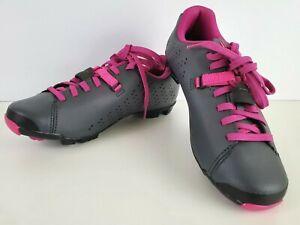 Shimano Cycling Shoes SH-XC 500 Womens US 5.5 EU 37 Gray Gravel X-Country New