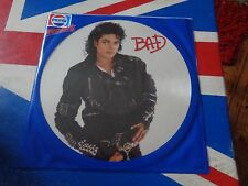 PEPSI PRESENTS MICHAEL JACKSON BAD PICTURE DISC