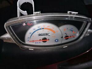 SYM DD 50CC CLOCKS 23682  MILES