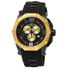 Aquaswiss Men's Vessel XG 81XG001 013 Watch In Black & Gold NIB