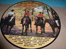 33T.PICTURE .THE BEATLES.14 PLUS GRANDS SUCCES. LIMITED EDITION. 500 COP.NEUF.