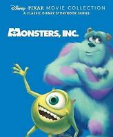 (Very Good)-Monsters, Inc. (Hardcover)-Parragon-1474806759