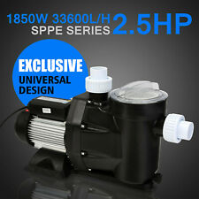 Energy Efficient  Pump for Above-Ground Swimming Pool 2.5HP--110v
