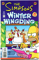 SIMPSONS WINTER WINGDING #3, NM, Milhouse, Moe, Bart, Homer, Bongo, Xmas, 2006