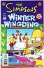 SIMPSONS WINTER WINGDING #3, NM, Milhouse, Moe, Bart, Homer, Bongo, Xmas, 2006