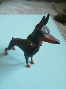 Disney Pixar UP Disney store exclusive figure Alpha Doberman dog