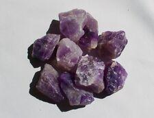 Wasserstein Rohstein Edelstein Heilstein - Bergkristall, Amethyst, Rosenquarz
