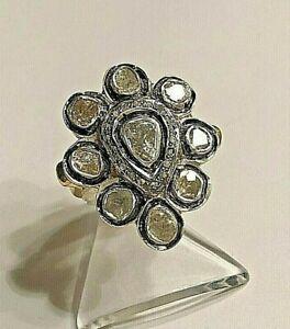 Ring   925 Sterlingsilber  Diamanten