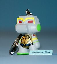 Teenage Mutant Ninja Turtles Shell Shock! Keychain Series KidRobot Metalhead