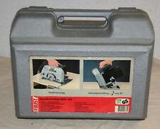 Handkreissäge Faust EHS 160 mit Koffer