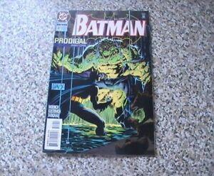 BATMAN # 512      DC COMICS