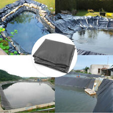 0.1mm HDPE Fish Pond Liner 8*2/8*4/8*6/8*8/8*10/8*12/8*14m Impermeable