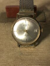 Ever Swiss 25 Jewel automatic Mens Wrist Watch